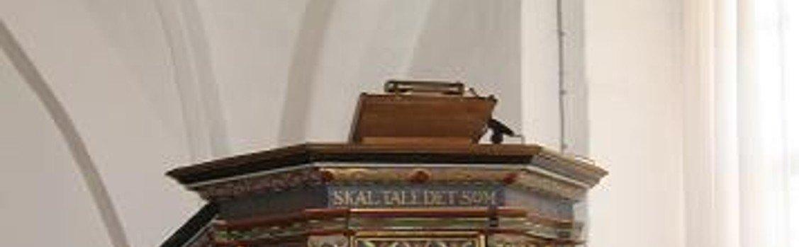 Fromesse i Tune kirke v. Karen Elise Nabe-Nielsen