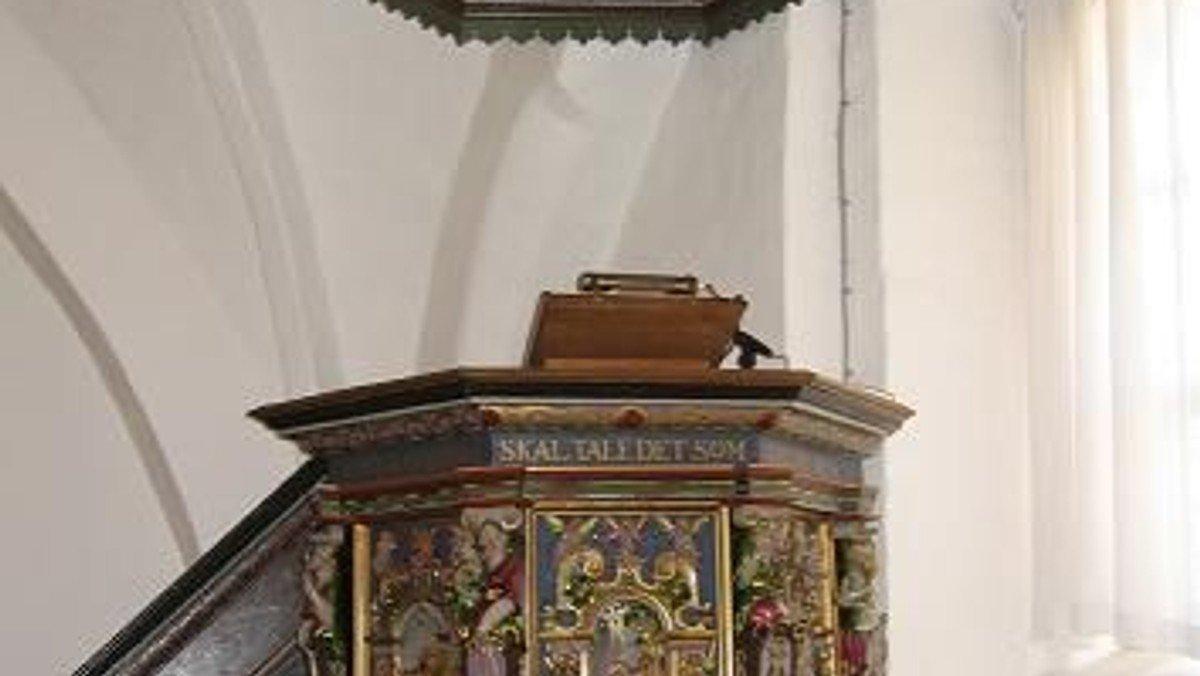 AFLYST - Der er istedet fælles gudstjeneste i Snoldelev Kirke kl 10.30