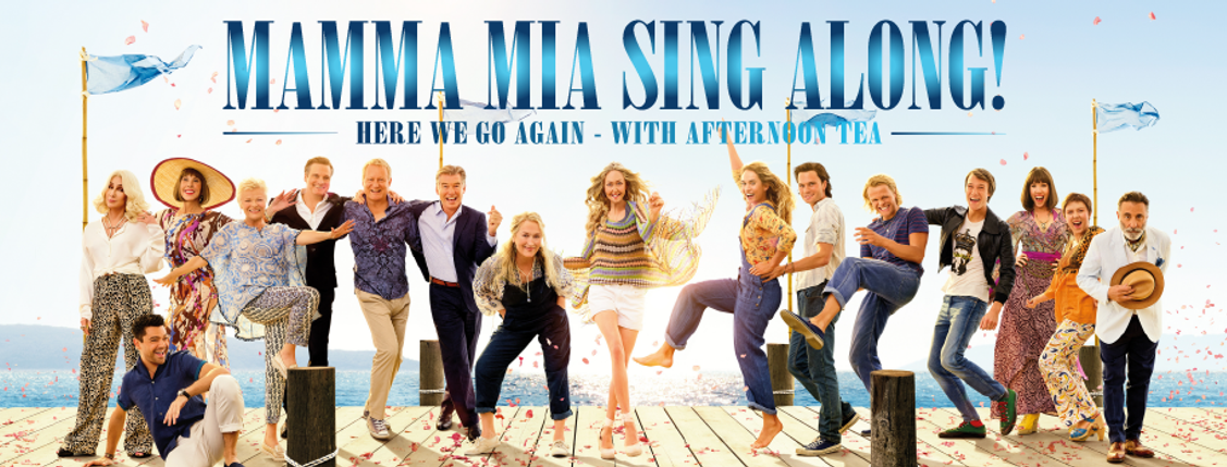 Mamma Mia Singalong with Afternoon Tea