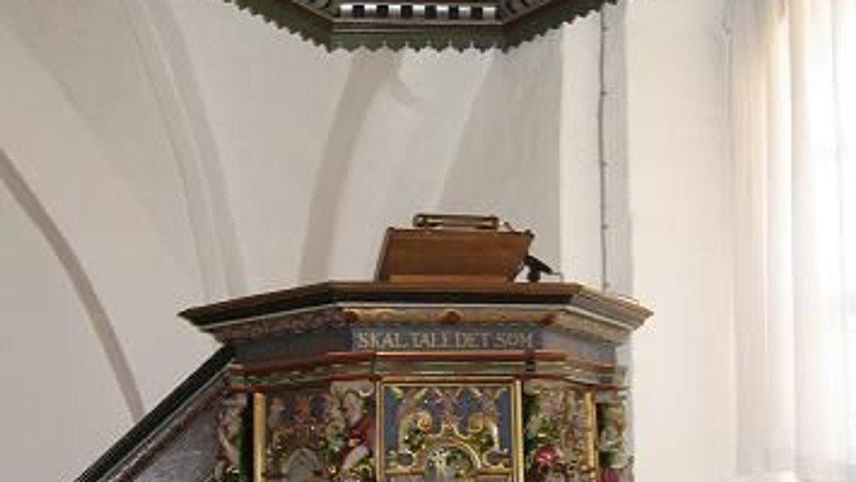 Fromesse i Tune kirke, v. Ida Schaumburg-Müller