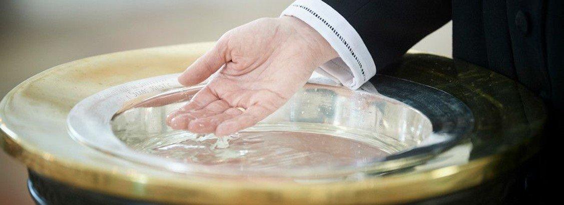 Drop in dåb kl. 17-20.