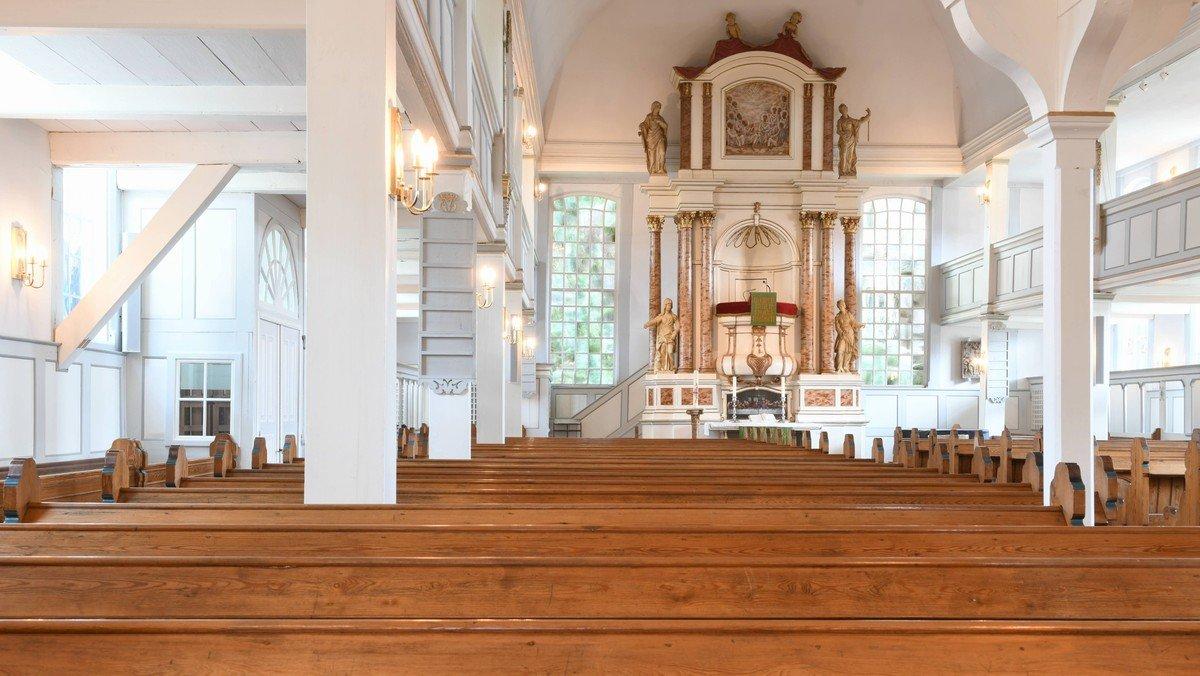 Musikalischer Gottesdienst · Macht hoch die Tür, die Tor macht weit