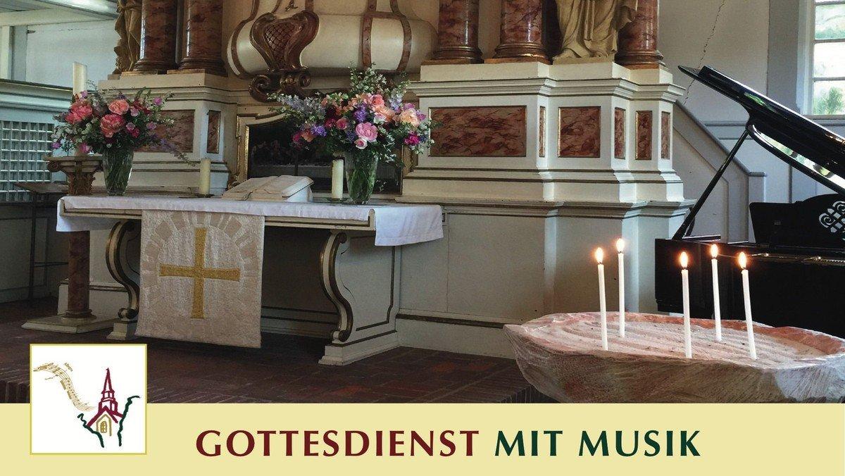 Musikalischer Gottesdienst zum Volkstrauertag