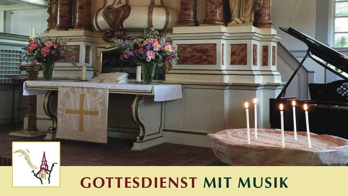 Gottesdienst mit Musik