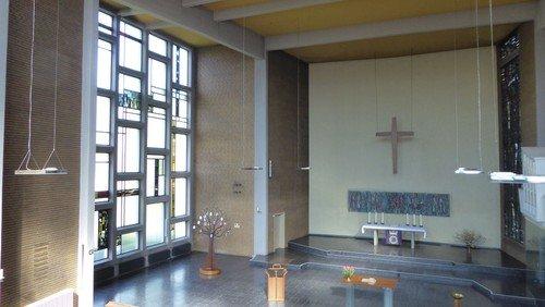 Gottesdienst Christuskirche - Winterzeit beginnt!