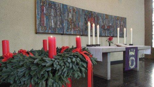 Gottesdienst Christuskirche - 2. Advent