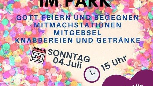 Gottesdienst Carl-Goerdeler-Park