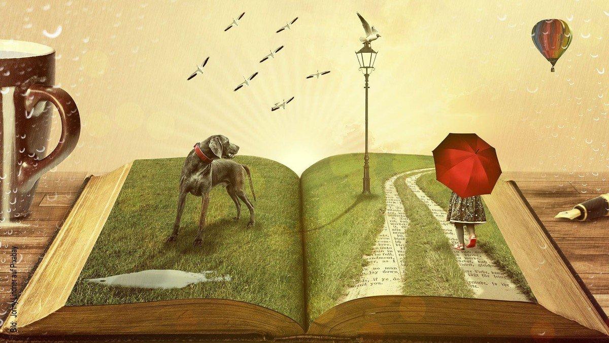 Märchenerzählerin Rebecca lädt ein...