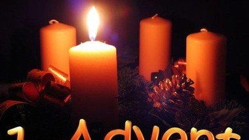 Gudstjeneste - 1. søndag i advent - reception  UDSKUDT (indvielse af Hillerød Kirkes nye hus)