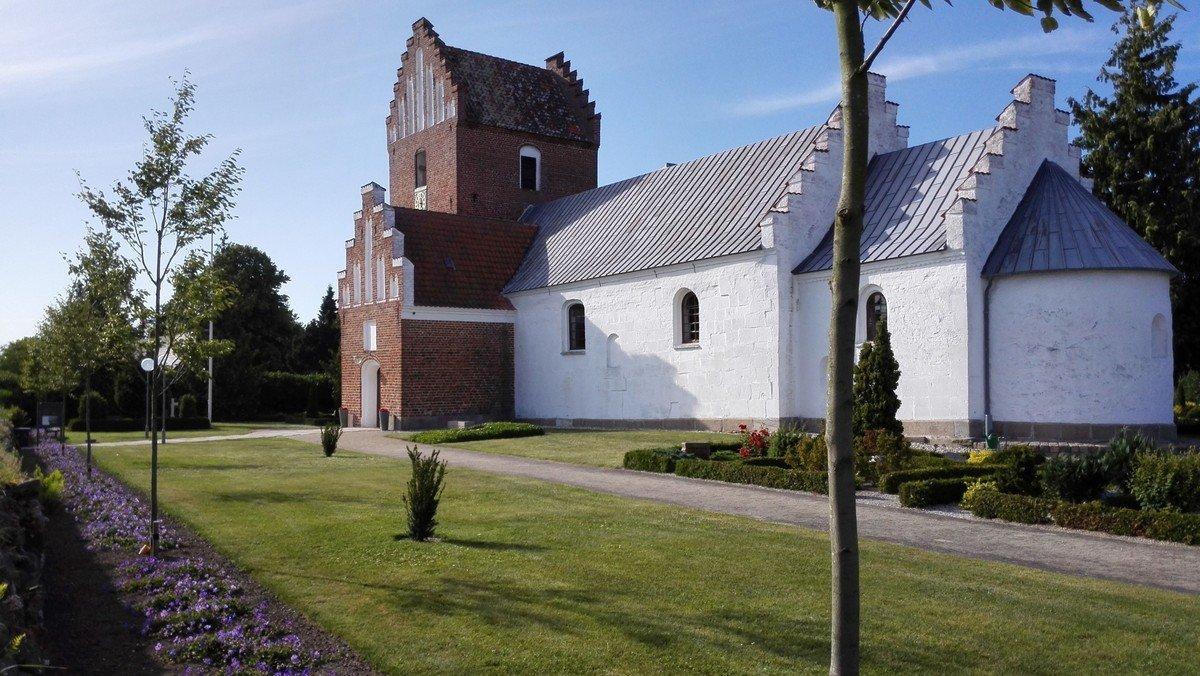 Afskedsgudstjeneste Auning Kirke - 16. s.e. trinitatis