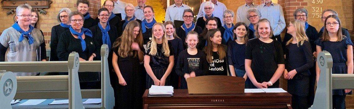 Julekoncert i Stjær kirke