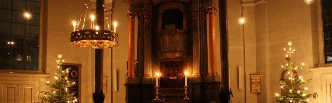 Børnegudstjeneste Juleaften, Frederiksberg Kirke