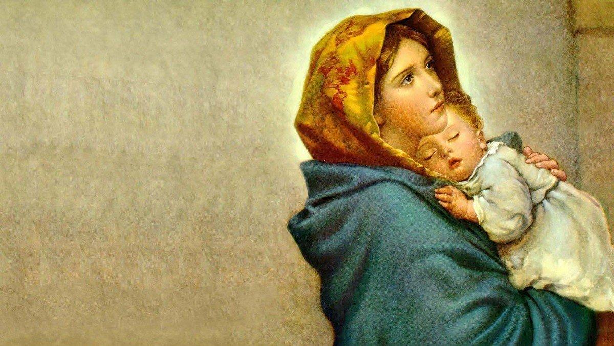 Moderskabet - alle har en mor
