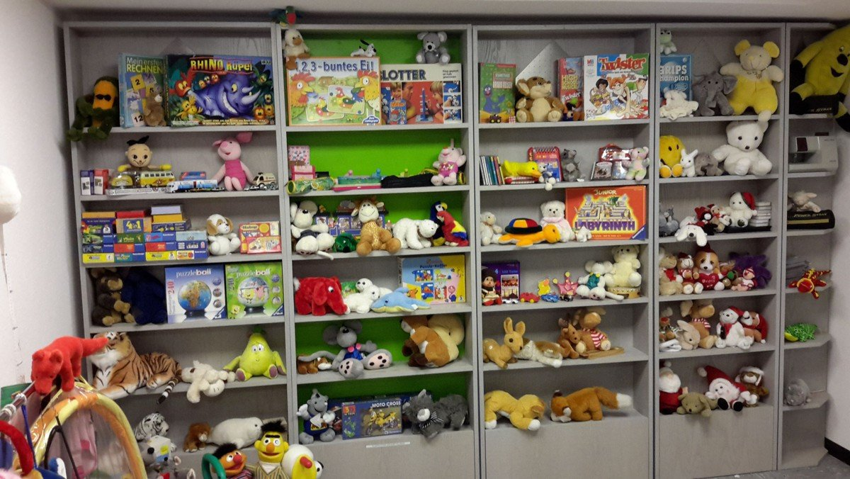 Spielzeugbörse Kinderkram