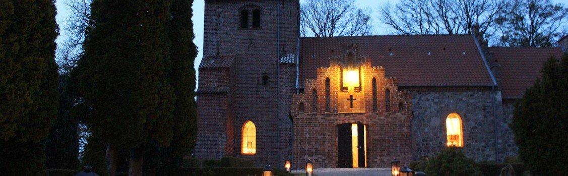 Allehelgen i Stenmagle Kirke