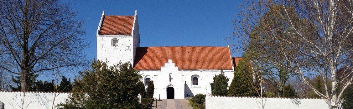 Traditionel høstgudstjeneste i Ågerup Kirke v. Lene Funder