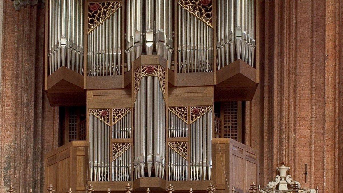 Neujahrs-Orgelkonzert