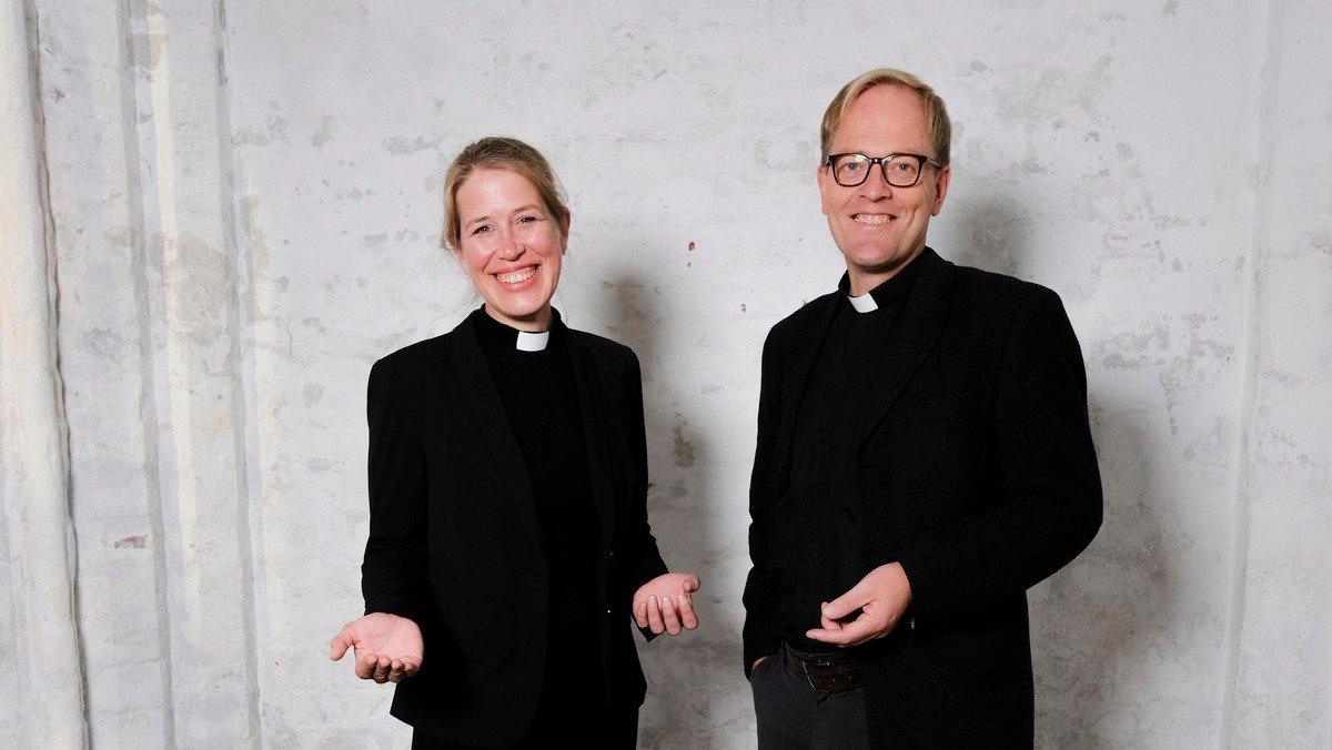 Der Sinn von Versöhnung: Gottesdienst mit Marienpastores Robert Pfeifer und Inga Meißner am Internationalen Nagelkreuzsonntag