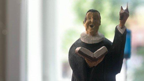 Reformationsgottesdienst mit Marienpastor Robert Pfeifer