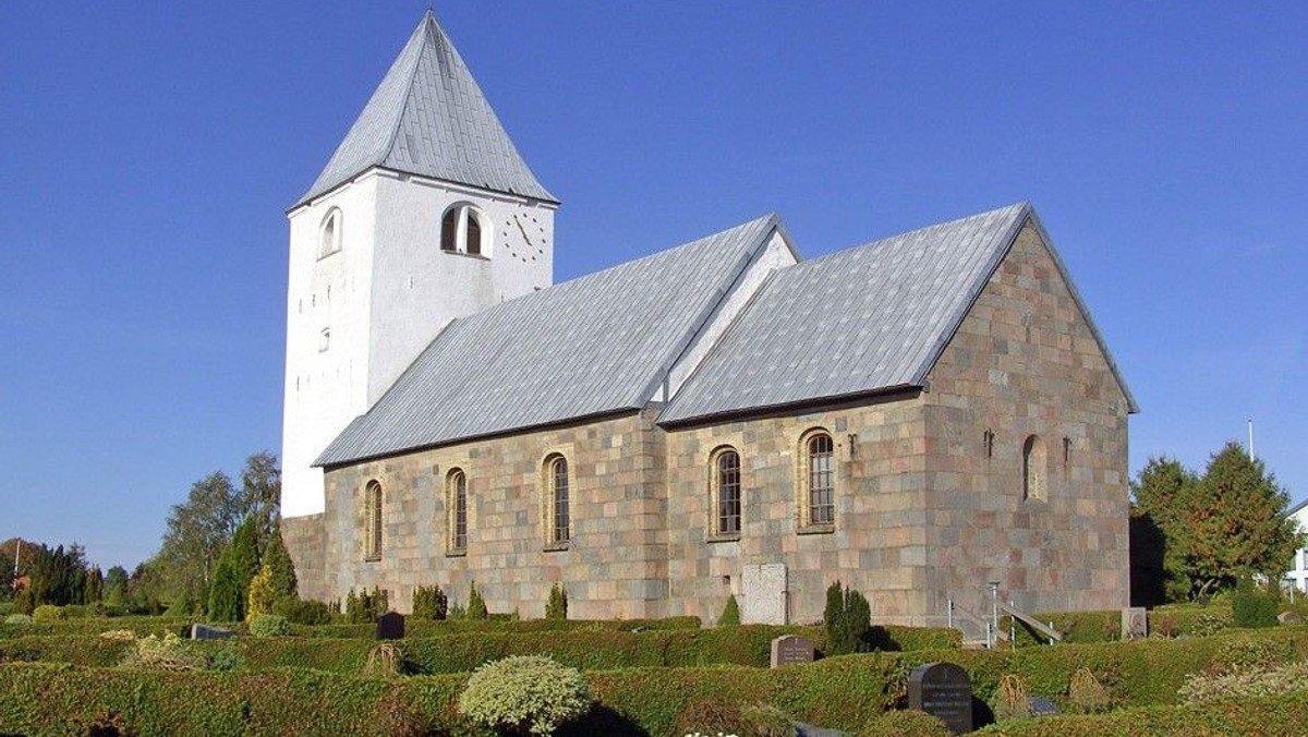 Gudstjeneste Vivild Kirke - 15. s.e. trinitatis