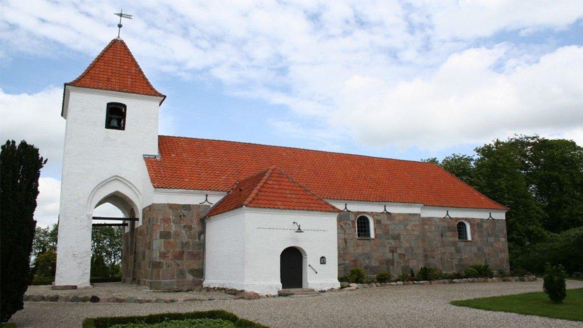 Gudstjeneste Voer Kirke - 15. s.e. trinitatis