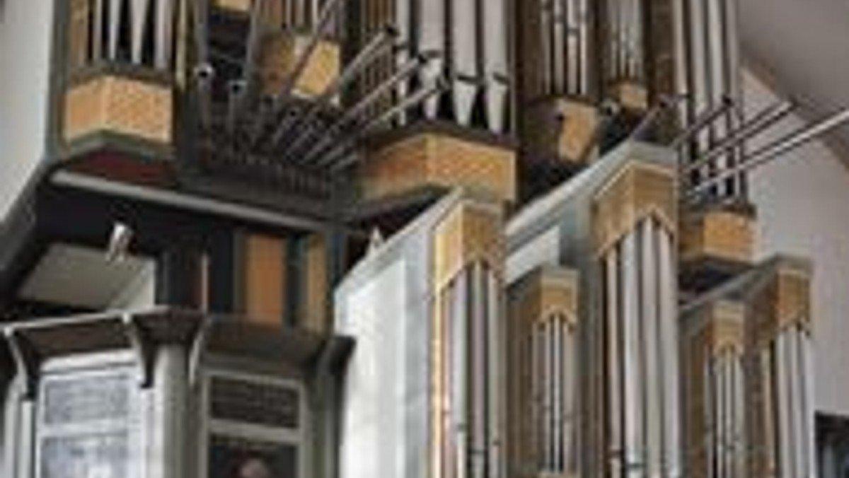 Koncert Philip Schmidt-Madsen, orgel
