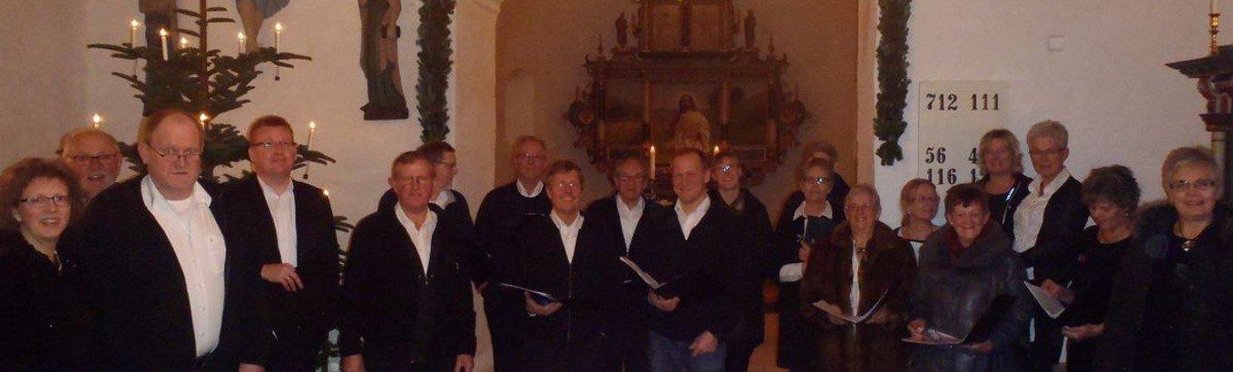 Adventsmusikgudstjeneste i Janderup kirke