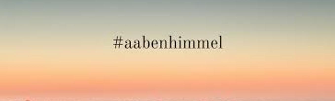 #aabenhimmel