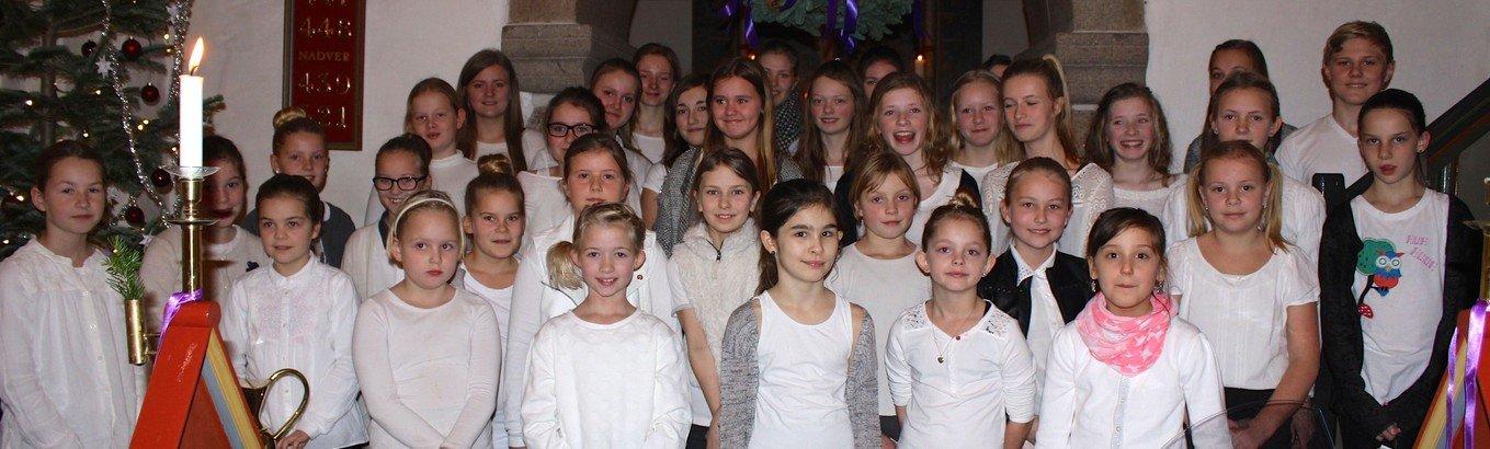 Ungdomskoret (4. klasse og over) starter sæsonen op
