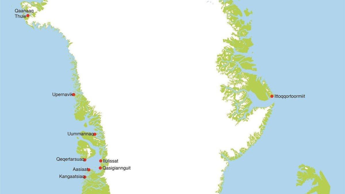 Kirkens Seniorklub - Grønland