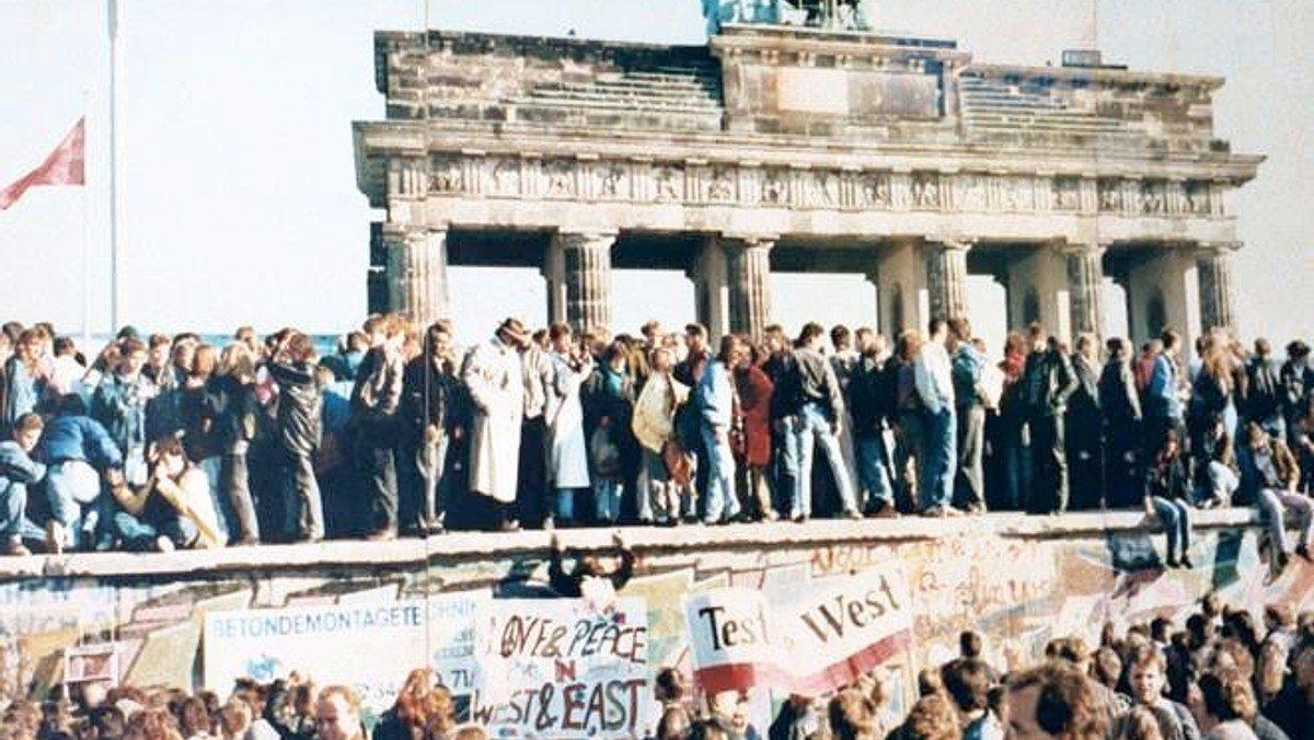 Einladung zu Erzählsalons anlässlich des 30. Jahrestages des Mauerfalls