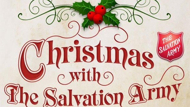 Slice of Life Community Cafe - Carols with the Salvation Army Band