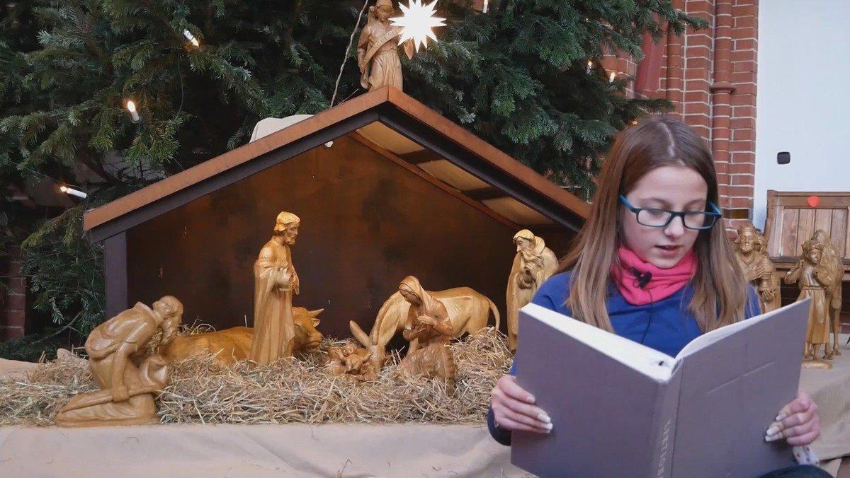 1. Tag des Christfestes | Video Gottesdienst und Offene Kirche