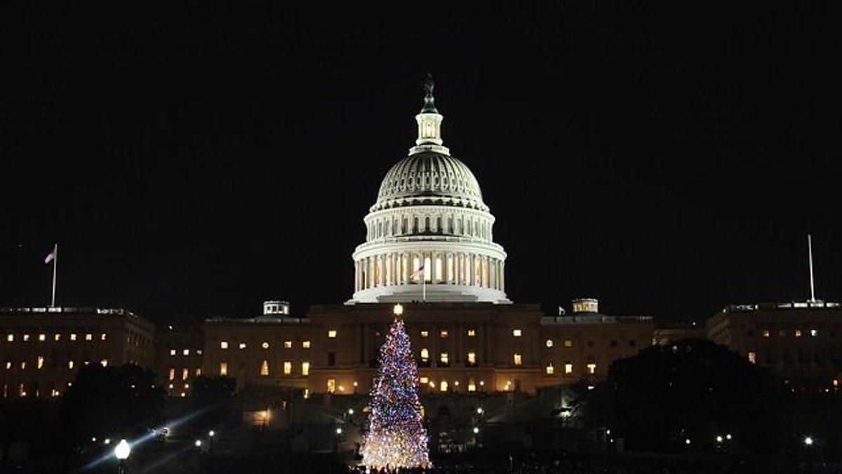 Julegudstjeneste i DC