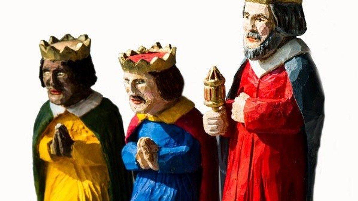 Hellig tre kongers gudstjeneste