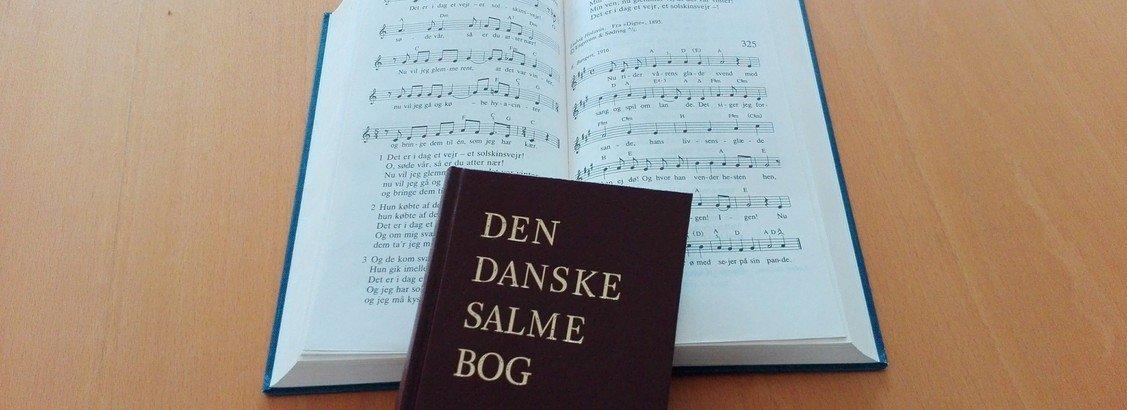 Sangaften i præstegården Valløby