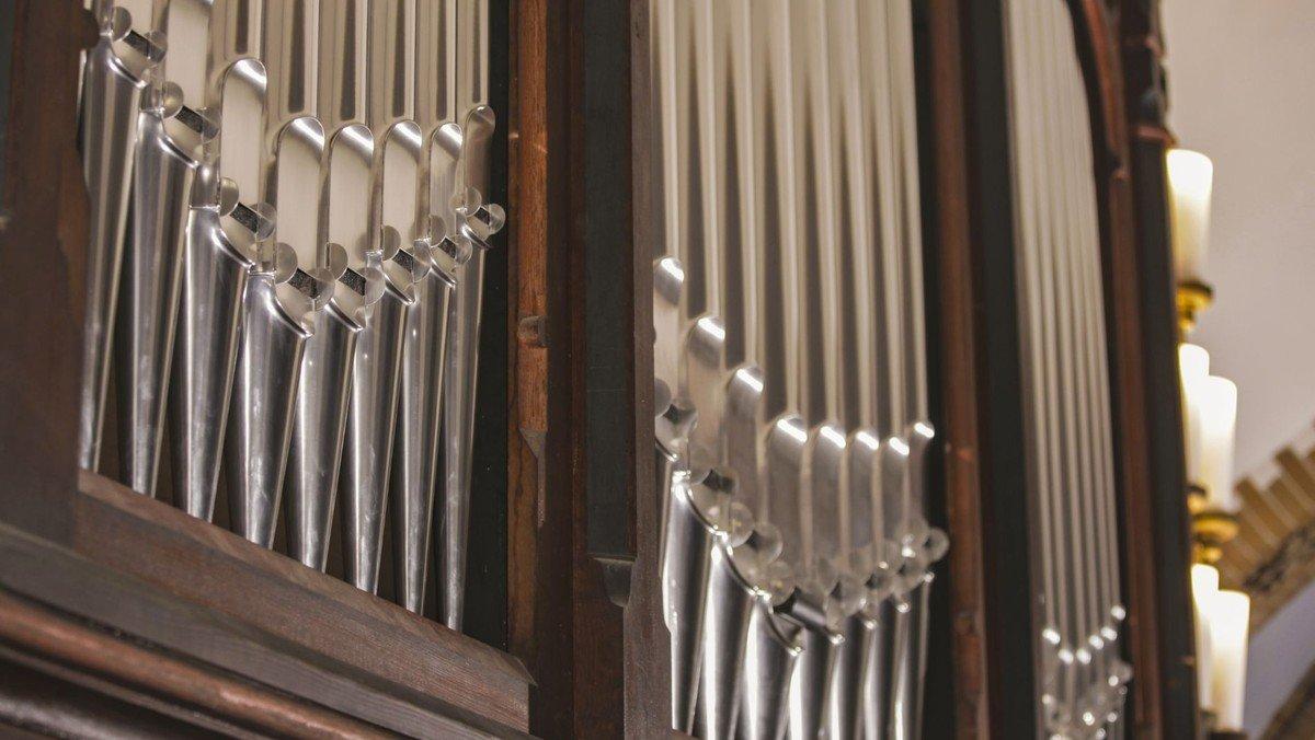 Altglienicker Orgelsommer mit Martin Knizia