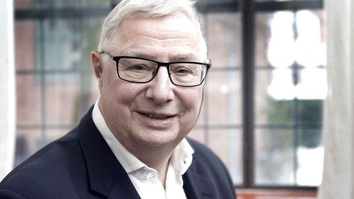 Sogneaften - Aftensang, spisning og foredrag med Erik Norman Svendsen