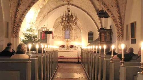 Aflyst Gudstjeneste tema: Danmarks befrielse