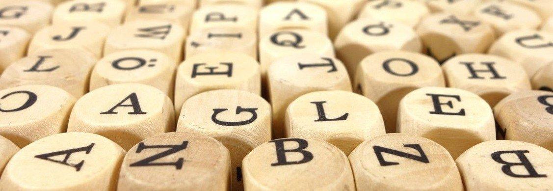 Ordet og alfabetet