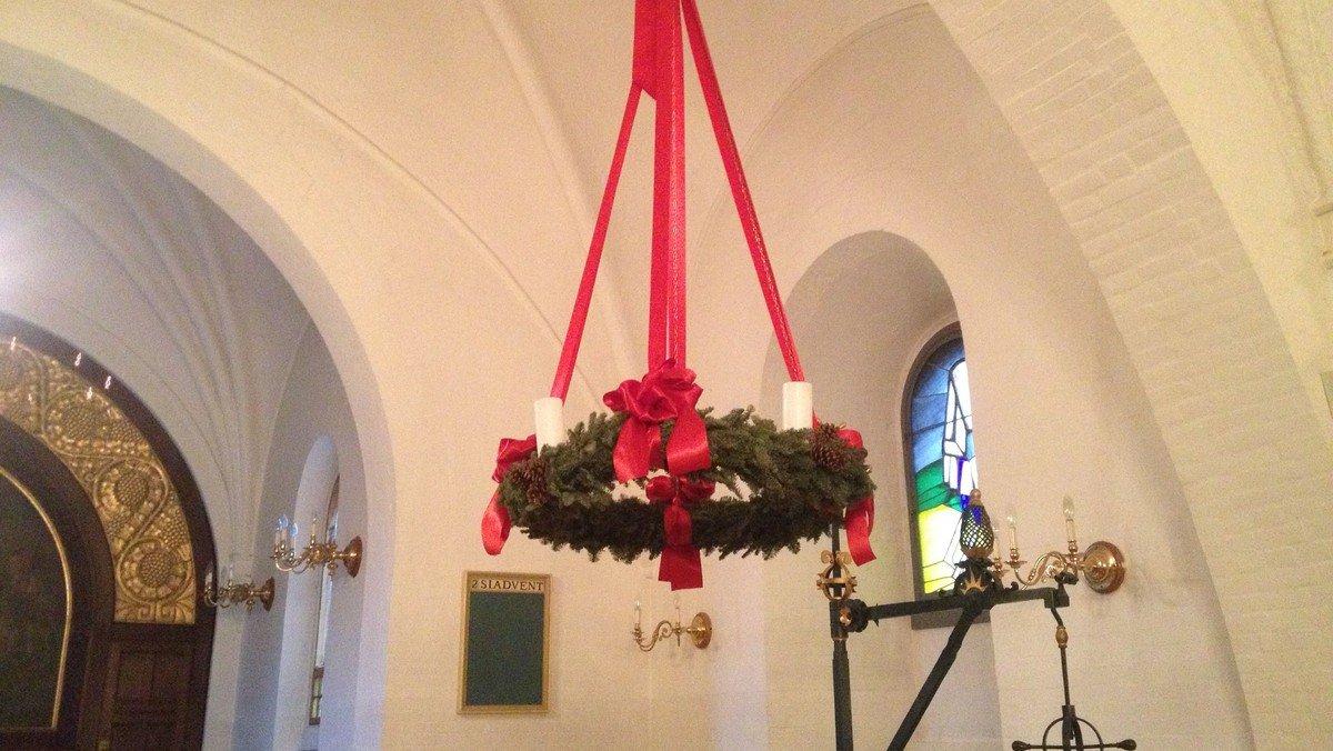 Åbent Hus: Adventsgudstjeneste med hygge, æbleskiver og gløgg (Bent Arendt)