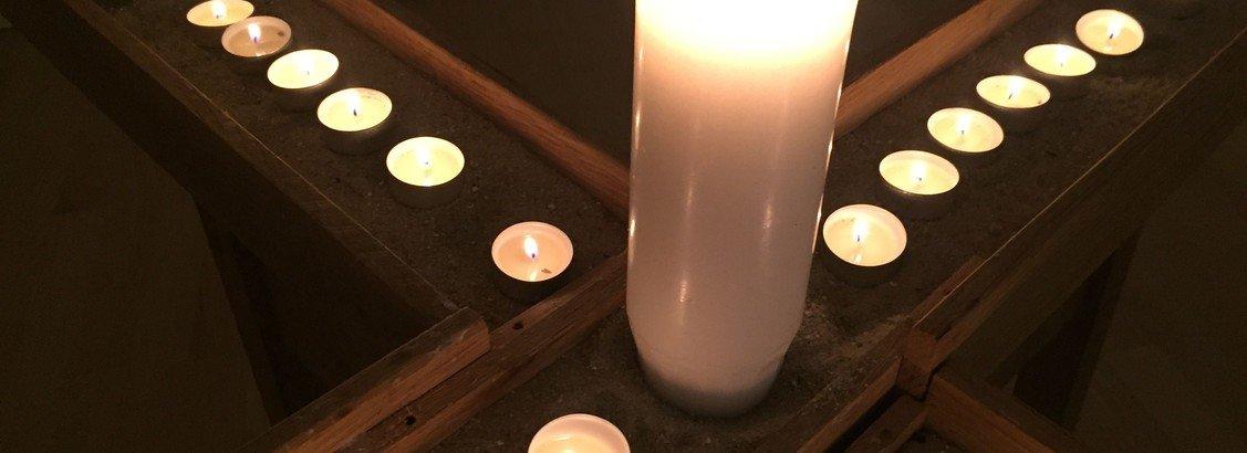 Alle Helgengudstjeneste Strøby Kirkelade