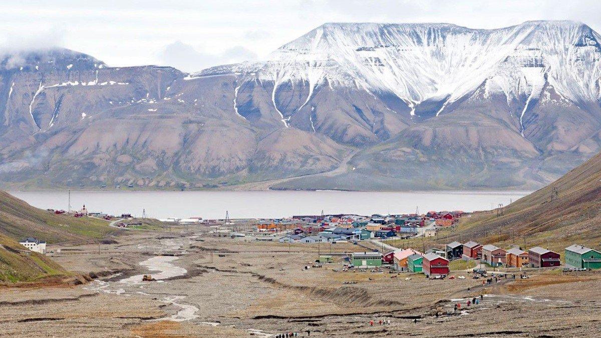 Hvalfangergrave  på Svalbard