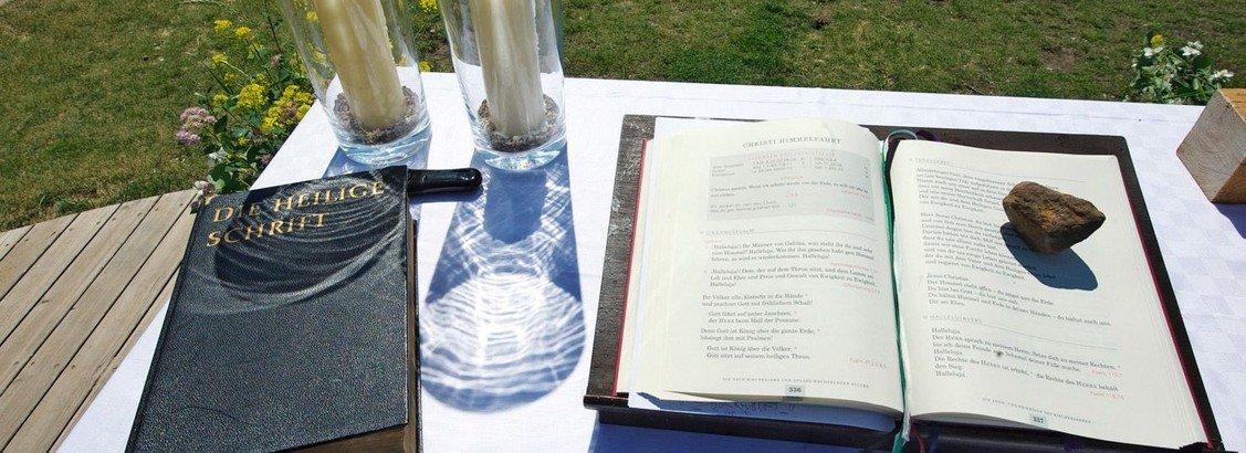 Gemeinsamer Gottesdienst in Kirche Altwriezen mit anschließendem Kaffeetrinken