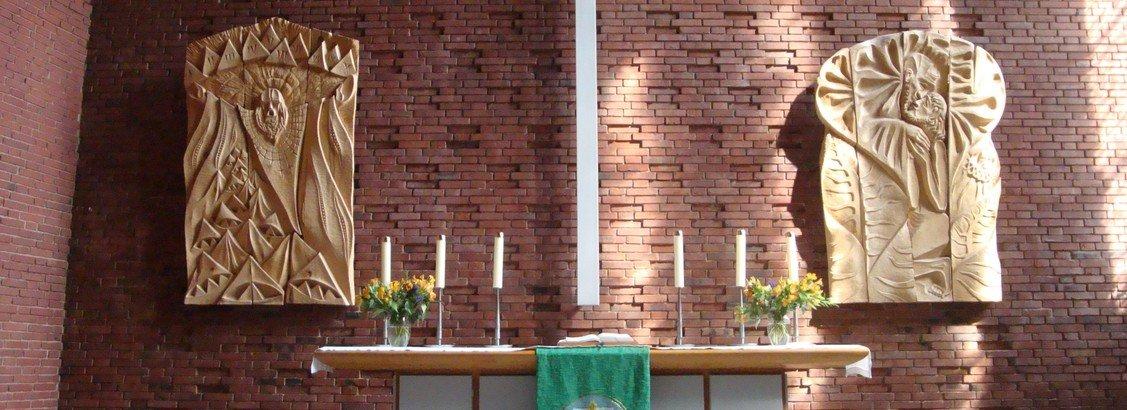 Tauferinnerungsgottesdienst in der Lutherkirche