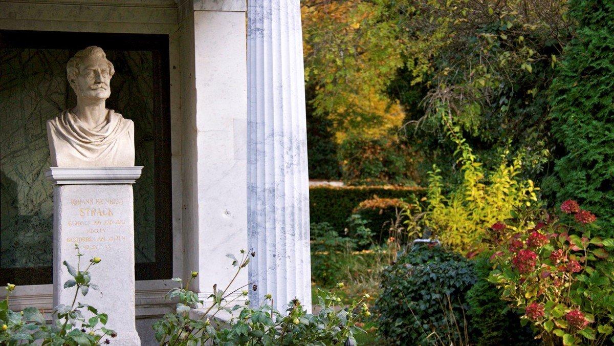 Dorotheenstädtischer Friedhof: Einer der berühmtesten Friedhöfe in Berlin wird 250 Jahre alt