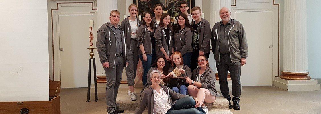 L3T´S PRAY - Jugendgottesdienst in der Kreuzkirche