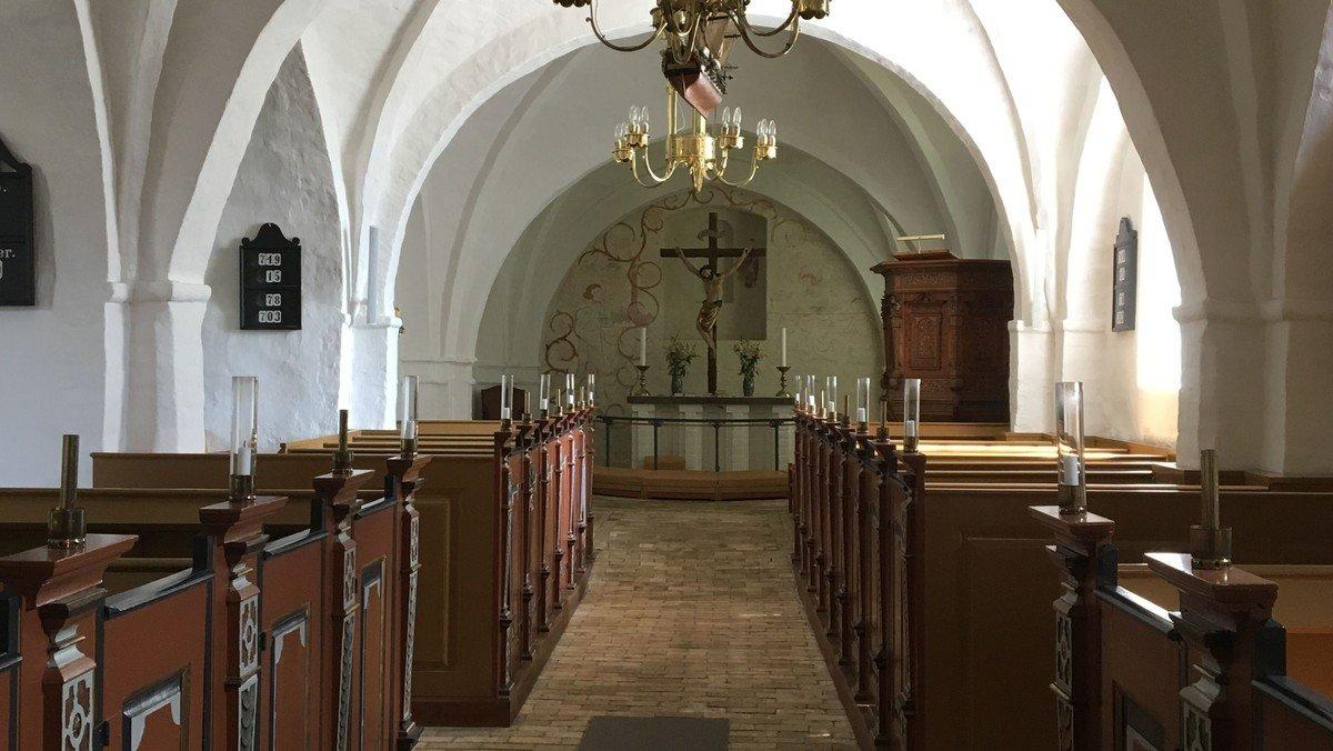Gudstjeneste i Torup kirke - 17. søndag efter Trinitatis, Luk 14, 1-11 (kopi)