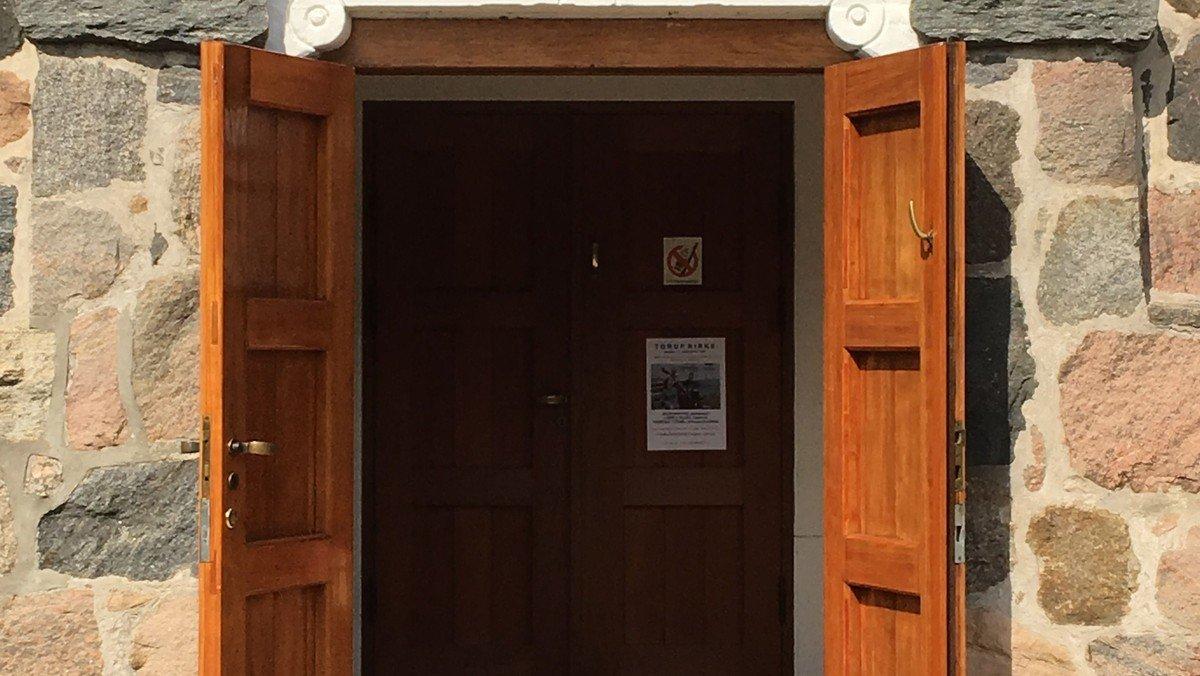 Gudstjeneste i Lynæs kirke - 19. søndag efter Trinitatis, Mark 2, 1-12
