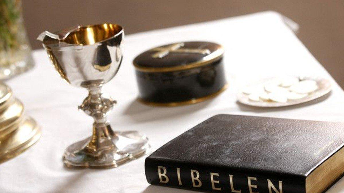 Taksigelseskirken - let kirkefrokost